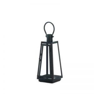 Exploration Iron and Glass Lantern