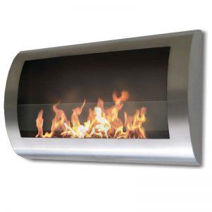 Indoor Wall Mount Fireplace