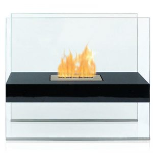 Floor Standing Fireplace