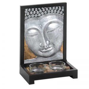 Home decor Buddha Plaque Candle D¨¦cor