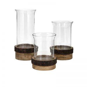 Vggift Candleholders (Set of 3)