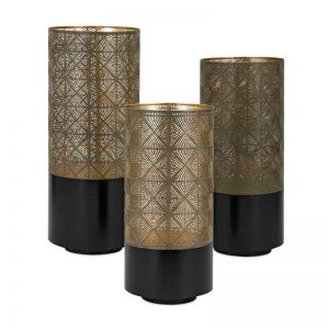 Outdoor Lanterns (Set of 3)