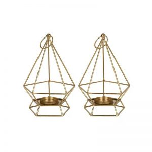 Candle Holders, 2 piece set